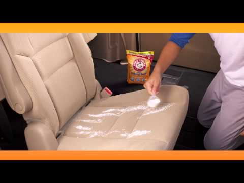 Car Odor Eliminator with Baking Soda – Cleaning with Baking Soda -  ARM & HAMMER™