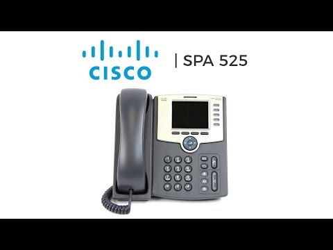Record Voicemail - Unavailable Greeting and Name Using Cisco SPA 525
