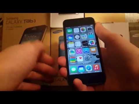 Ipod touch 5.  Siri