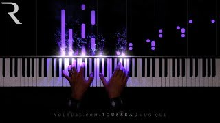 Alan Walker - Darkside (Piano Cover) [ft  Au/Ra and Tomine Harket