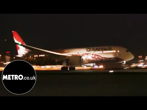 First direct flight between Australia and UK takes off | Metro.co.uk