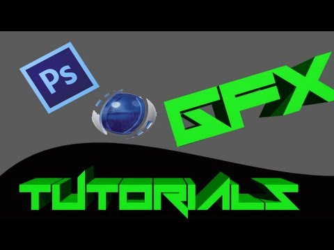 Photoshop Tutorial : How to create a Clan Logo ( Commentary )