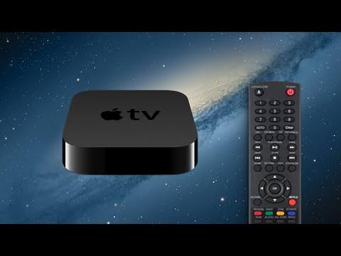 Como conectar un control de tv al apple tv