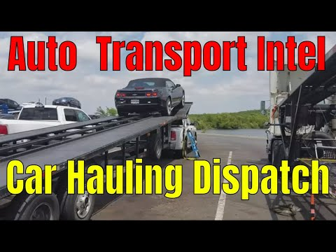 Car Hauling Dispatcher Using Load Board Central Dispatch & Cars Arrive