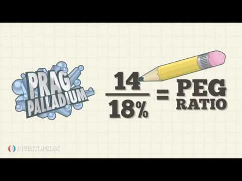 How to calculate PEG Ratio