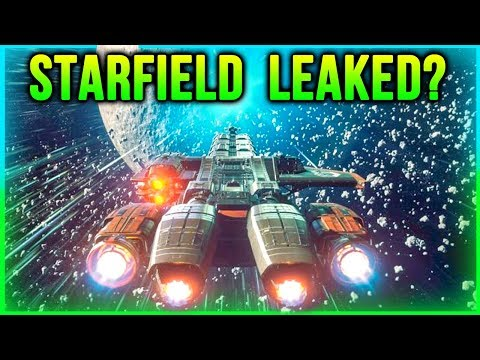 Bethesda's Starfield Leaked – BUT Will Be Like No Man's Sky?