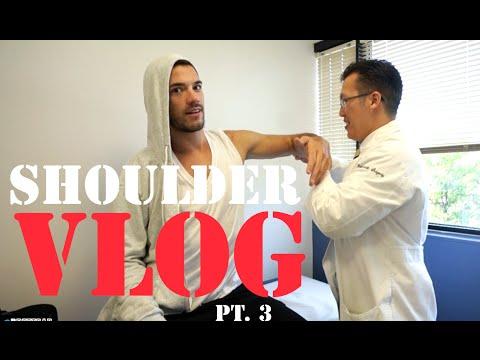 Shoulder Surgery Vlog | Pt. 3