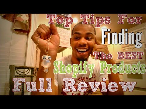 How to find the best products for your Shopify store using Facebook Ads