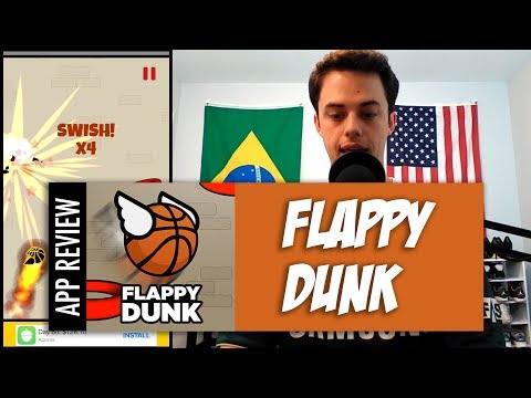 Flappy Dunk - The Basketball Version of Flappy Bird