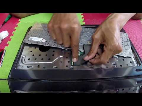 DELL Inspiron N5010 Disassembly / Repair / Upgrade