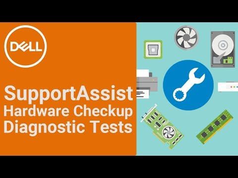 Dell SupportAssist Diagnostic Tests (Official Dell Tech Support)