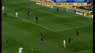 Real Madrid 2 - FC Barcelona 6: Cómo Bailar a los Merengues Lección 1