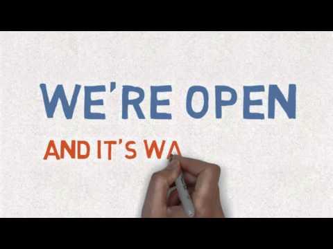 We're now open Mondays