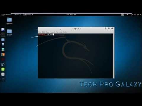 Speedtest on Kali Linux 2.0 Terminal