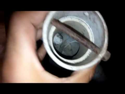 How to make your own Gold Dredge nozzles / Extractor jet de graba