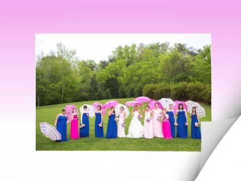 Best of 2013: Umbrellas and Parasols in Wedding Photos