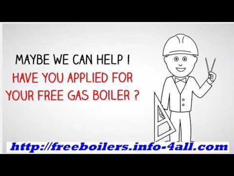 Free Boilers for Pensioners Carnforth