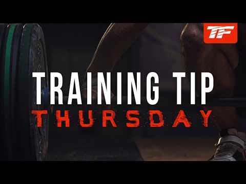 Tabata: Maximum Cardio in Minimal Time  - Training Tip Thursday