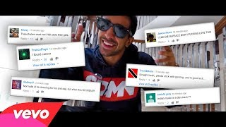 REACTING TO COMMENTS ON MY SIDEMEN DISS TRACK REPLY