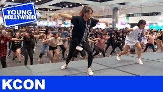 How to Dance Like a Pro at KCON!