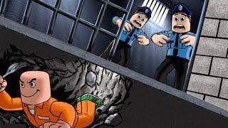 How to Escape Prison! (Roblox Jail Break)