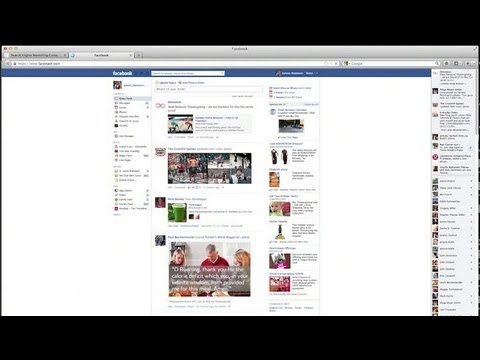 How to Delete Your Facebook Search History : Facebook & Social Networking