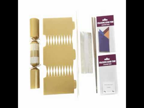 christmas crackers kits