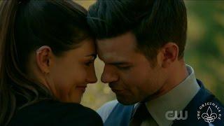 The Originals 4x05 Elijah & Hayley wanna build a life together & Kiss