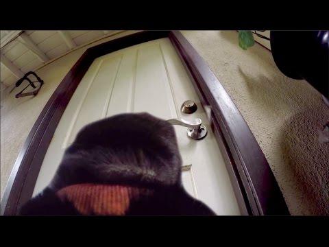 GoPro On My Dog Left Home Alone (SADDEST THING EVER)