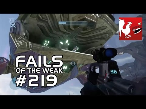 Fails of the Weak: Ep. 219 | Rooster Teeth
