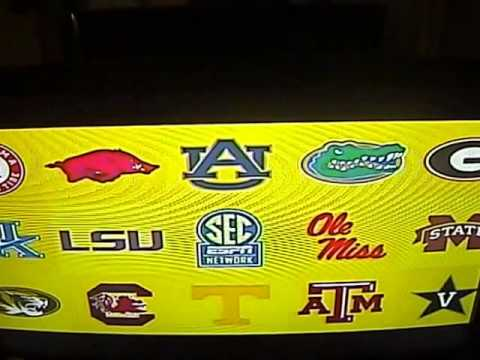 ESPN SEC Network Before The Network Launch Video 3