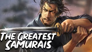 The Most Famous Samurais: The Greatest Warriors of Japan - History of Japan - See U in History