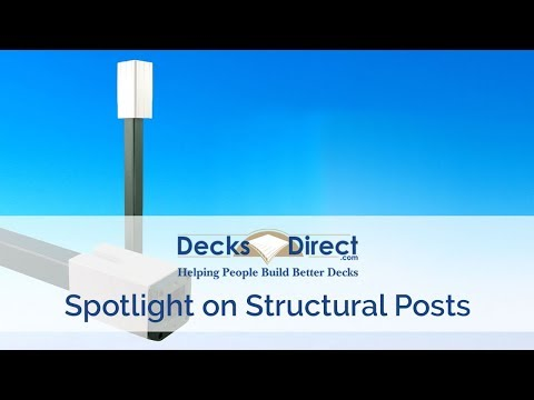 Spotlight on Structural Posts