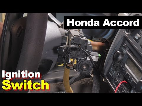 2002 Honda Accord Ignition Switch