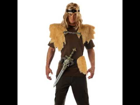kids viking warrior costume