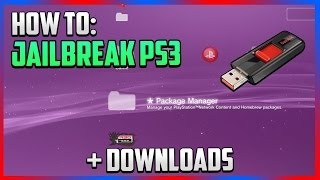 How To Jailbreakupdate Ps3 To 481 Easy New2016