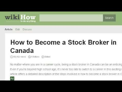 How-To Become A Mortgage Broker In Canada