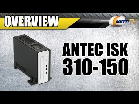 Newegg TV: Antec Mini-ITX Desktop Computer Case w/ 150W Power Supply Overview