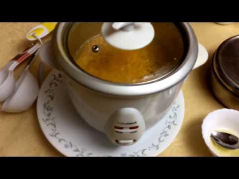 Sadha Varan in Rice Cooker / Simple plain Dal / Boiled Arhar Dal.
