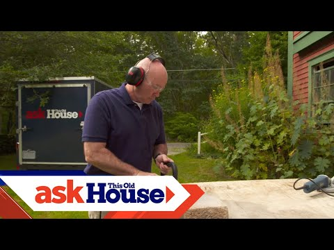 Hands On with Dust-Free Concrete Tools
