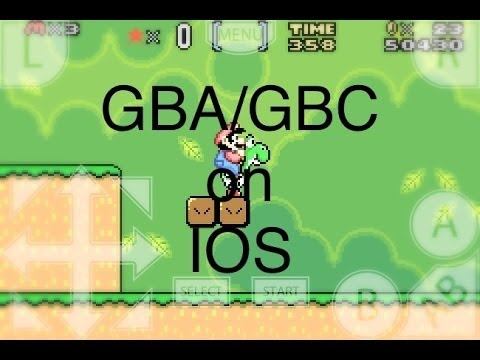 How to Get a GBA/GBC Emulator for your IOS Device [No Jailb
