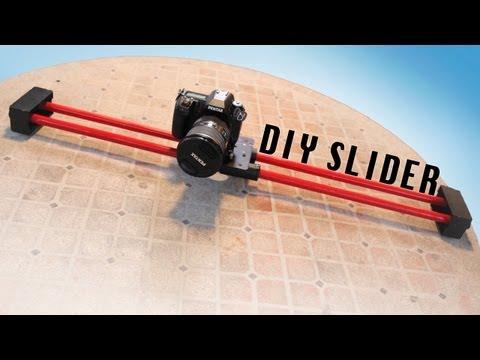 $10 DIY Camera Slider!