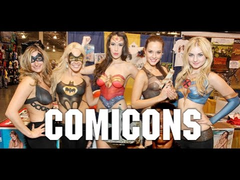 Popcast! Podcast Episode 3 2014 Summer Comic-Cons