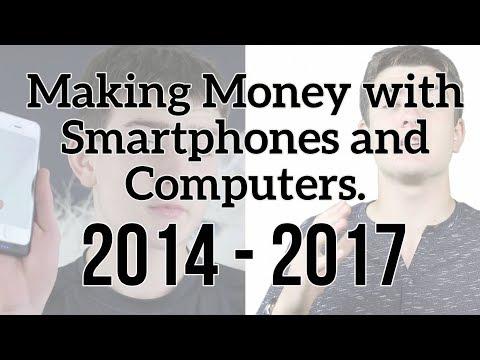 Progress! $100 to $1800: The Money Making