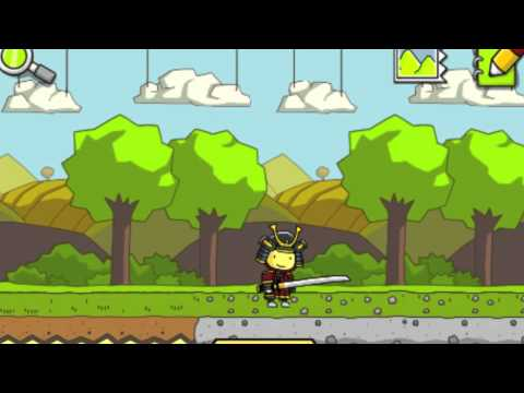 Scribblenauts Remix Cool Character Outfits 3