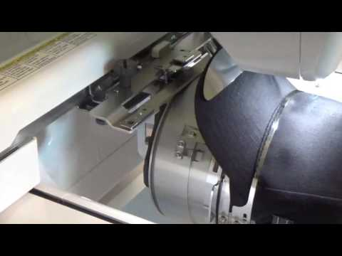 Embroidering a Hat using the Hat Attachment with a Brother Persona PRS 100