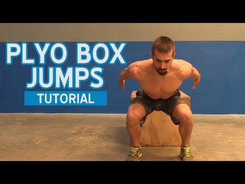 Plyo Box Jumps Tutorial - Are you Jumping Right?