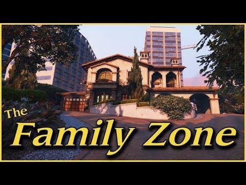 Grand Theft Auto V: The Family Zone