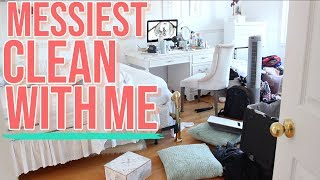 DEEP Cleaning My Room 2019 + ROOM MAKEOVER