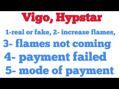vigo app, all solution for hypstar users in one video just watch and get more flames on hypstar.